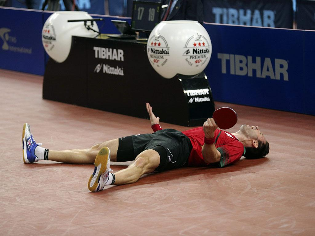 Portugal na final do europeu de ténis de mesa (Lusa)
