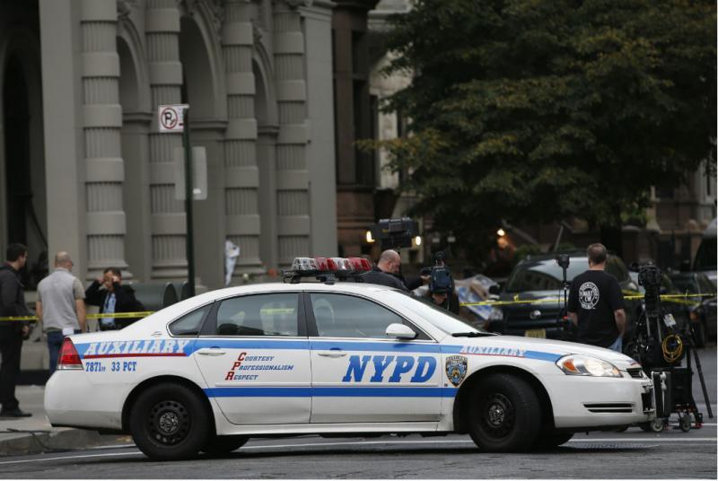 Polícia de Nova Iorque (Reuters)