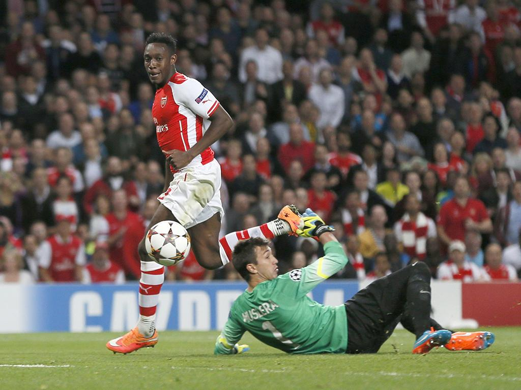 Arsenal vs. Galatasaray (Reuters)