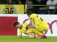 Villarreal vs. Apollon (Lusa)