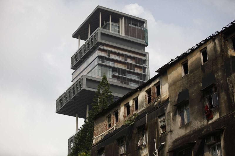 Antilia é a casa mais cara do mundo