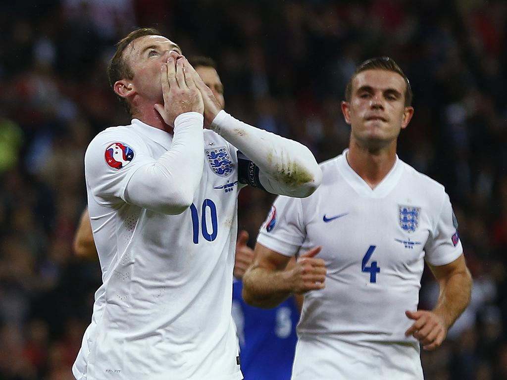 Inglaterra vs San Marino (REUTERS)