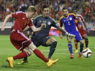 Bélgica vs Andorra (REUTERS)