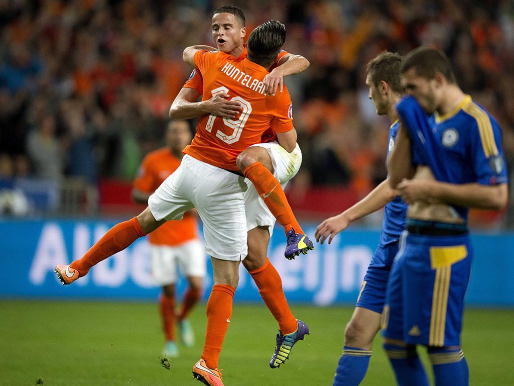 Holanda vs Cazaquistão (EPA)