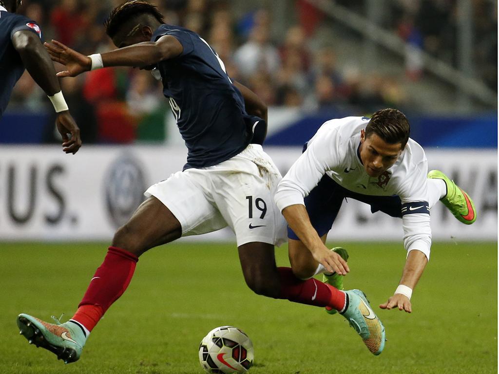 França vs Portugal (Reuters)