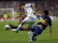 Copa Sul-Americana: choque para o Boca na Bombonera (Lusa)