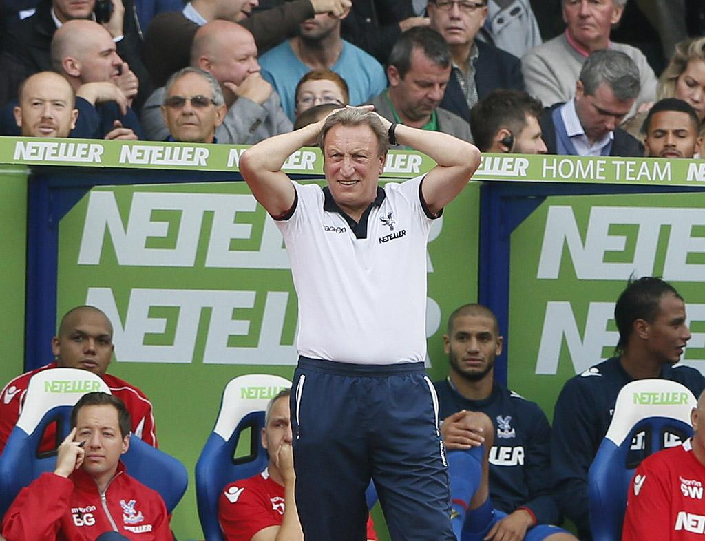 Crystal Palace vs Chelsea (REUTERS)