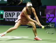 Finais WTA 2014 (REUTERS)