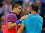 Borna Coric, o novo prodígio do ténis (Reuters)
