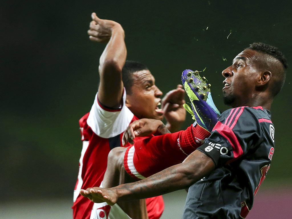 Sporting Braga vs Benfica (Lusa)