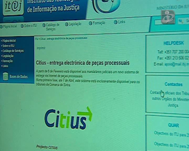 Citius: técnicos da PJ acusados de «ocultar informação»