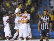 Copa Sudamericana: São Paulo e Nacional nas meias (Reuters)