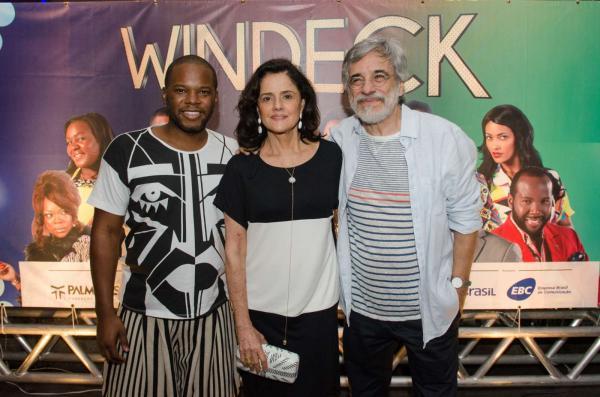 Coréon Dú: «'Windeck' traz o nosso país às telas brasileiras»