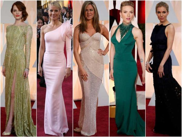 64fb88326 Fotos: Reveja o desfile de estrelas na passadeira vermelha dos Óscares