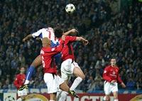 Porto Manchester McCarthy golo