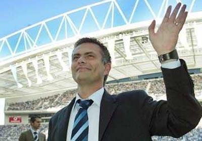 Mourinho Dragão adeus