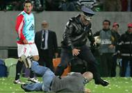 Invasão no derby