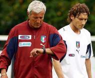 O Mundial já aquece 17 (Itália, Marcelo Lippi e Francesco Totti)