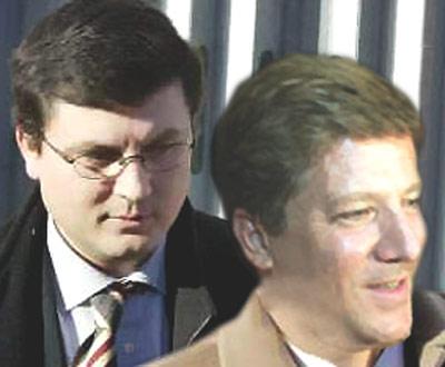 Paulo Pedroso e Herman José
