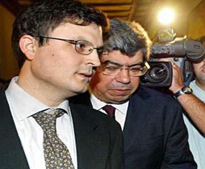 Paulo Pedroso e Ferro Rodrigues