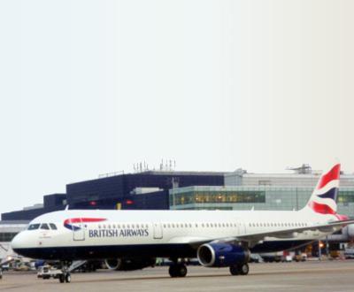 BritishAir avião