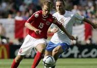 Dinamarca vs Italia 200