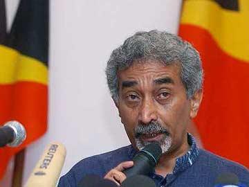 Mari Alkatiri 1º ministro  Timor
