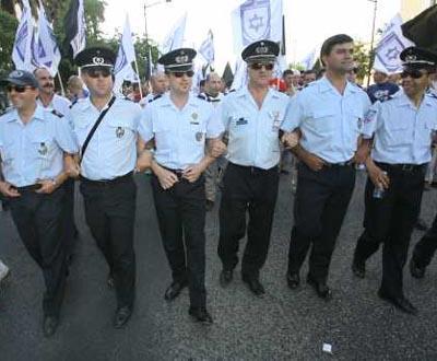 Manifestação das Forças de Segurança (Foto Lusa)