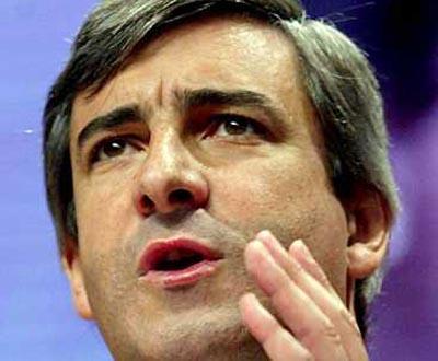 José Luís Arnaut, ministro das Cidades, Administração Local, Habitação e Desenvolvimento Regional