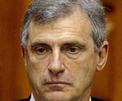 Luís Filipe Pereira, ministro da Saúde