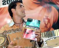 Ricardo em livro 2