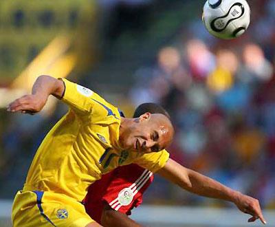 Trindade e Tobago-Suécia