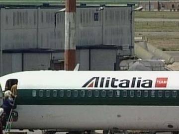 Alitalia à beira da falência