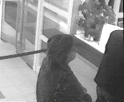 Procurada no caso do rapto de bebé em Penafiel (Foto Polícia Judiciária)