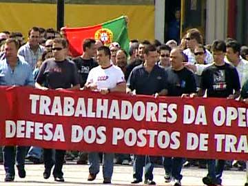 Azambuja: Trabalhadores da Opel em greve de 24 horas