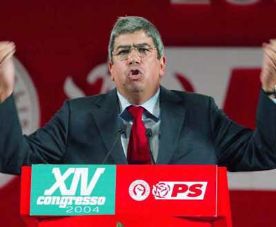 Ferro Rodrigues, o ex-secretário-geral do PS