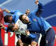 Mundial, dia 13 (Itália, Totti)