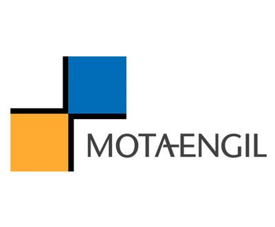 logotipo mota-engil