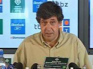 José Gomes Pereira, director clínico do Sporting