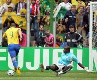 Mundial 2006: Ronaldo torna-se o maior goleador de sempre, frente ao Gana