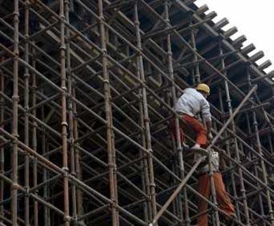 Construção (foto de arquivo)