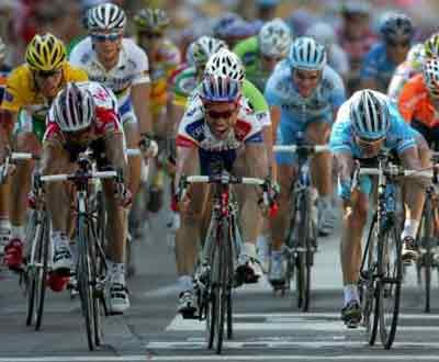edffe017337 Ciclismo  Tour-2007 arranca em Londres e passa pela Bélgica