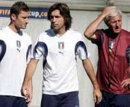 Mundial, dia 25 (treino da Itália)
