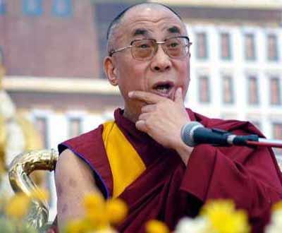 Dalai Lama, representa o Tibete
