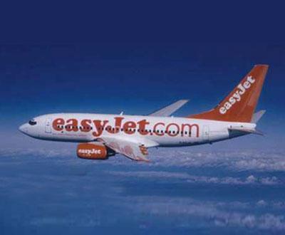 A Easy jet promete muita concorrência