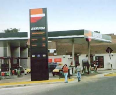 Posto Abastecimento Repsol