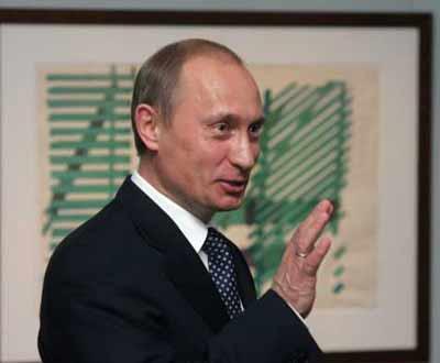 Putin, o líder russo