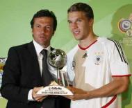 Mundial, dia 29 (Podolski foi o melhor jogador jovem)