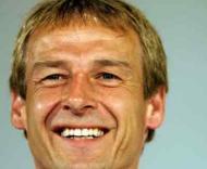 Mundial, dia 29 (Klinsmann raramente perde o sorriso)