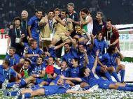Itália vence campeonato Mundial 2006